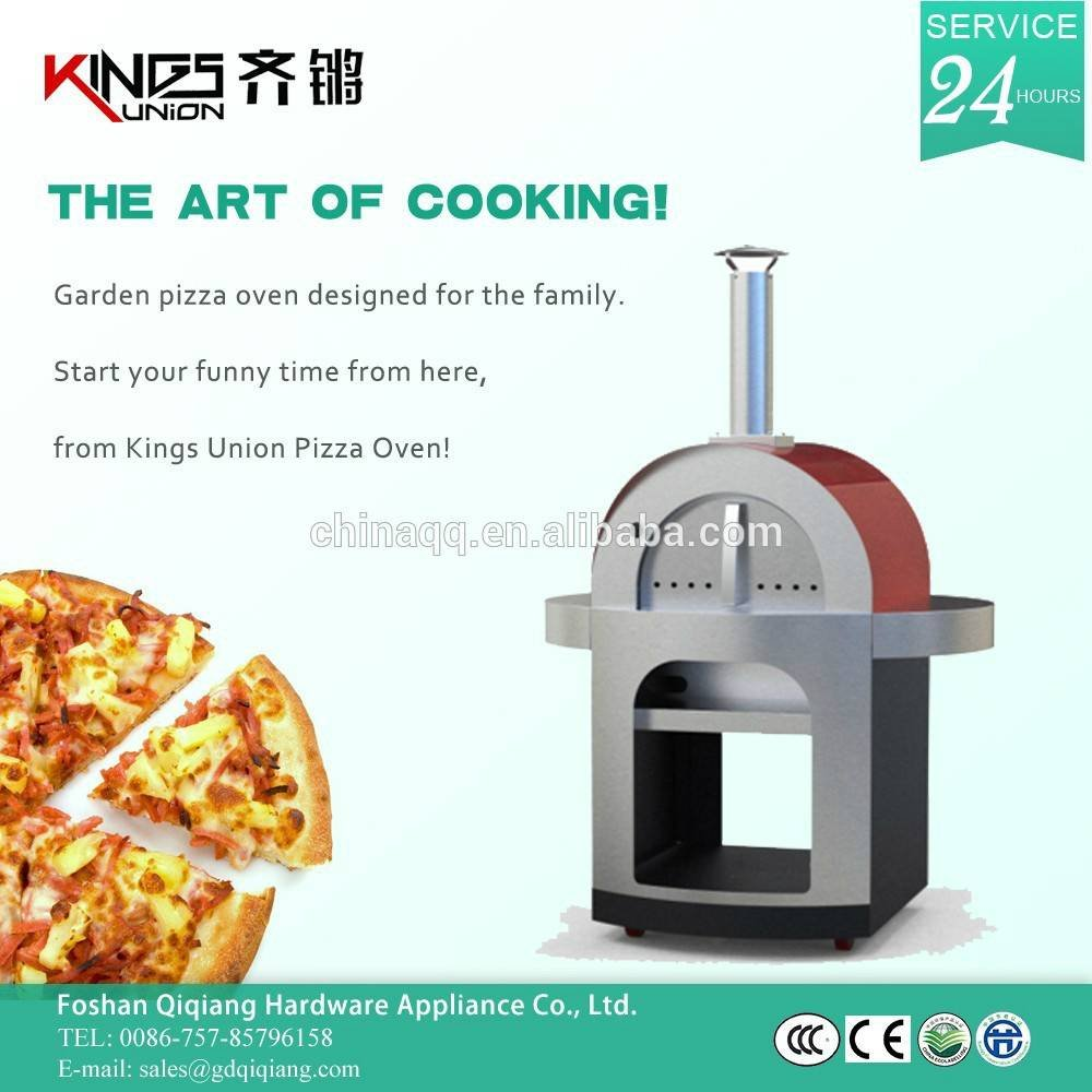 Outdoor Home Use Wood Fired Pizza Oven
